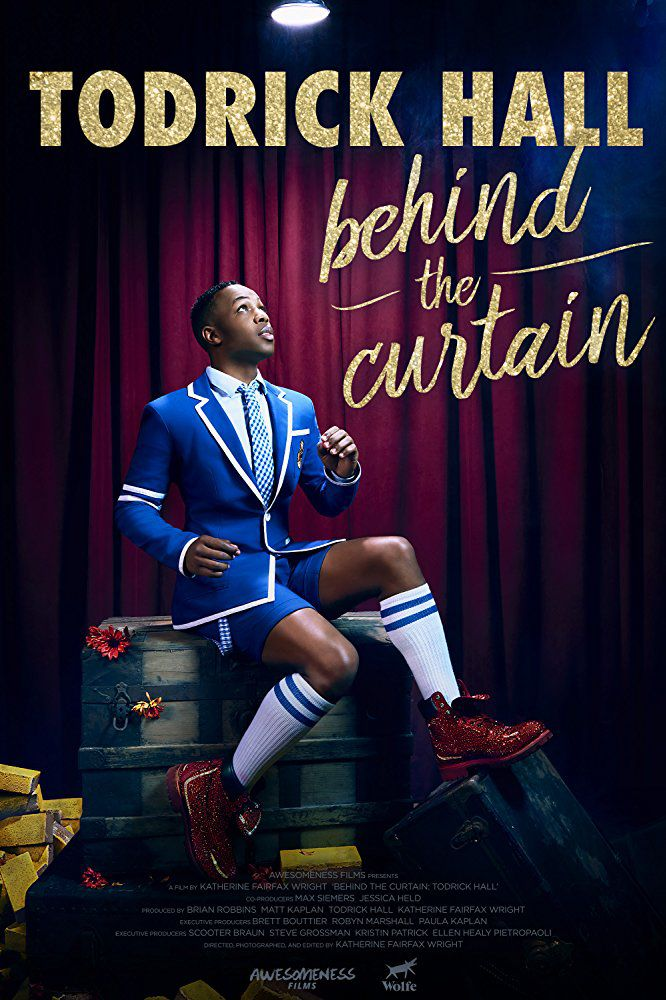 Behind the Curtain: Todrick Hall - Documentaire (2018)