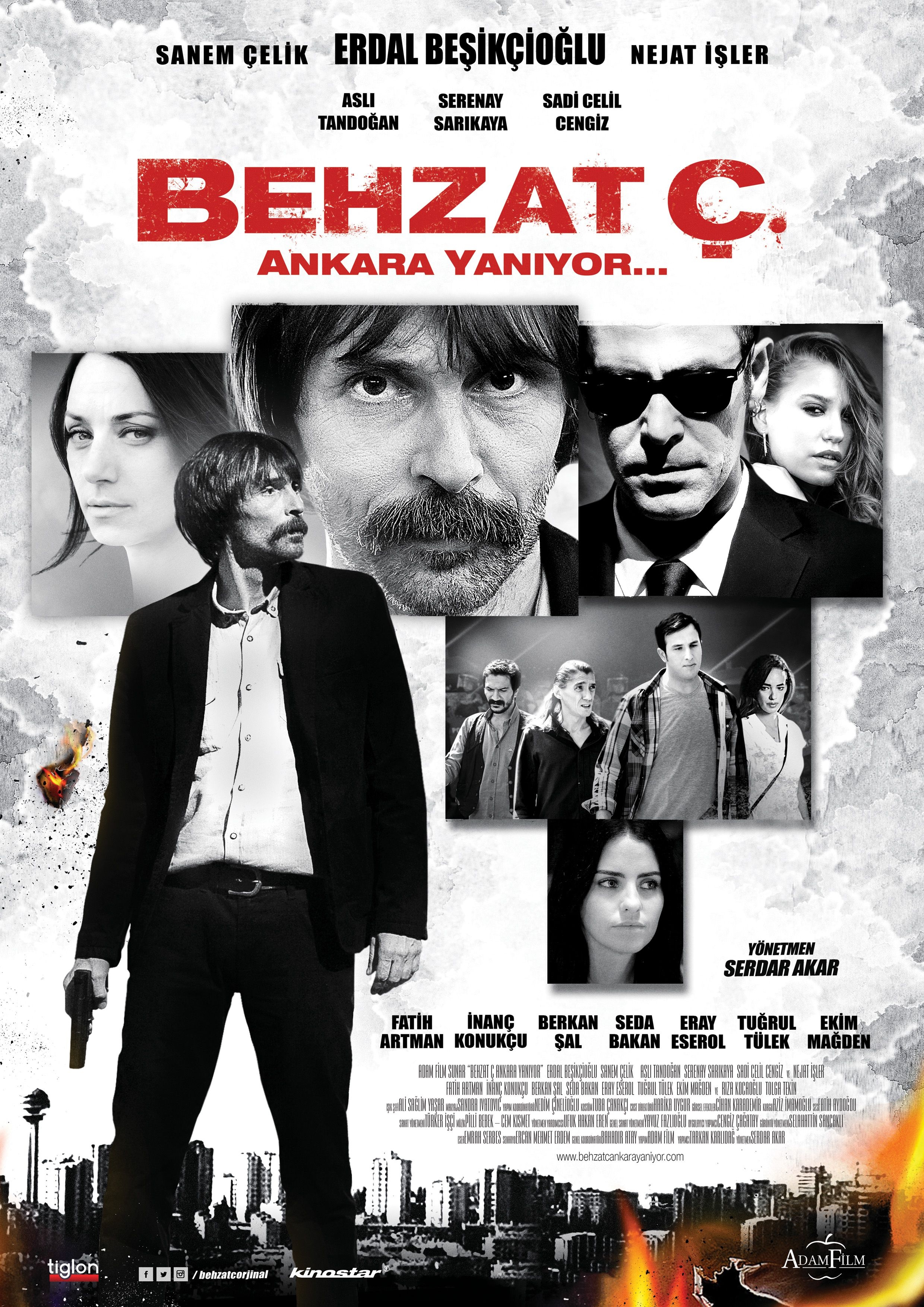 Behzat Ç.: Ankara Yaniyor - Film (2013)