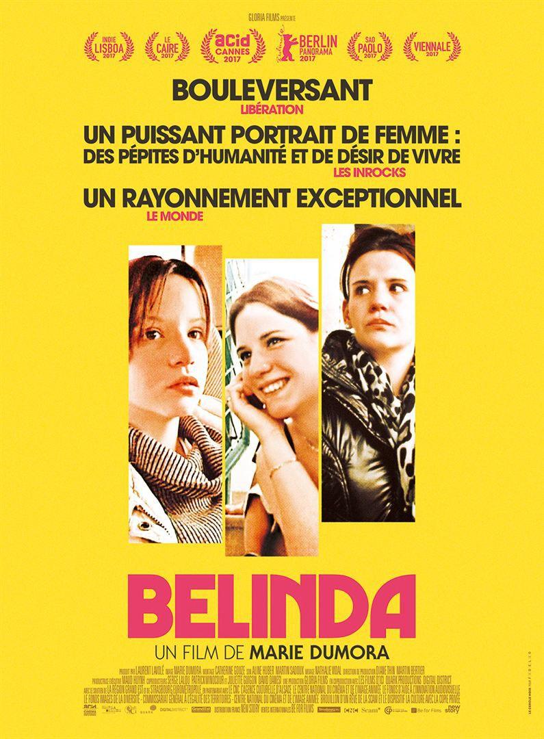 Belinda - Documentaire (2018)