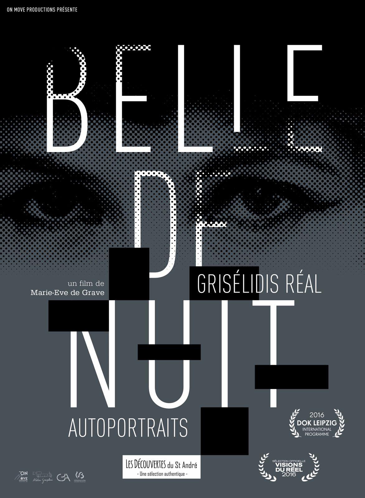 Belle de nuit - Grisélidis Réal, autoportraits - Documentaire (2017)