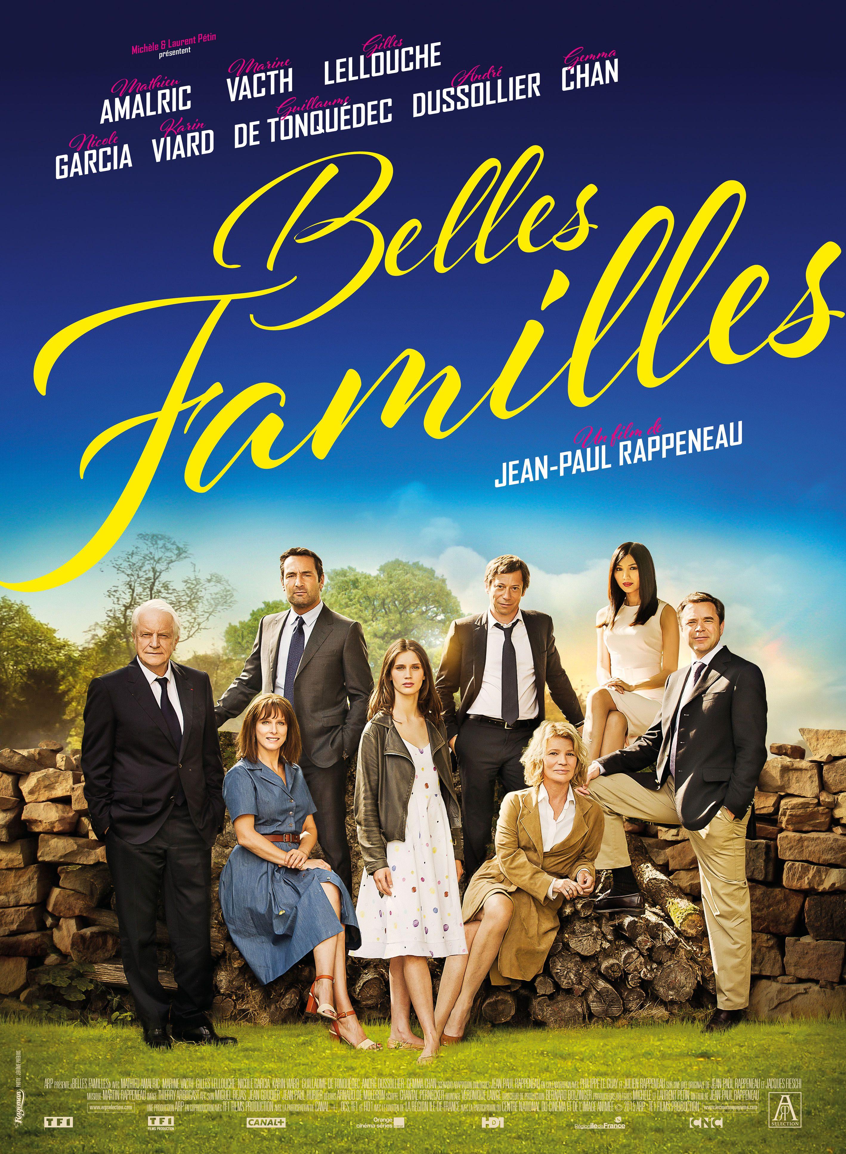 Belles familles - Film (2015)