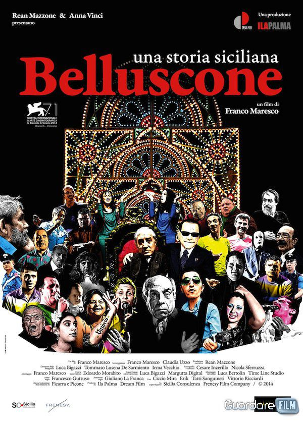 Belluscone. Una storia siciliana - Documentaire (2014)