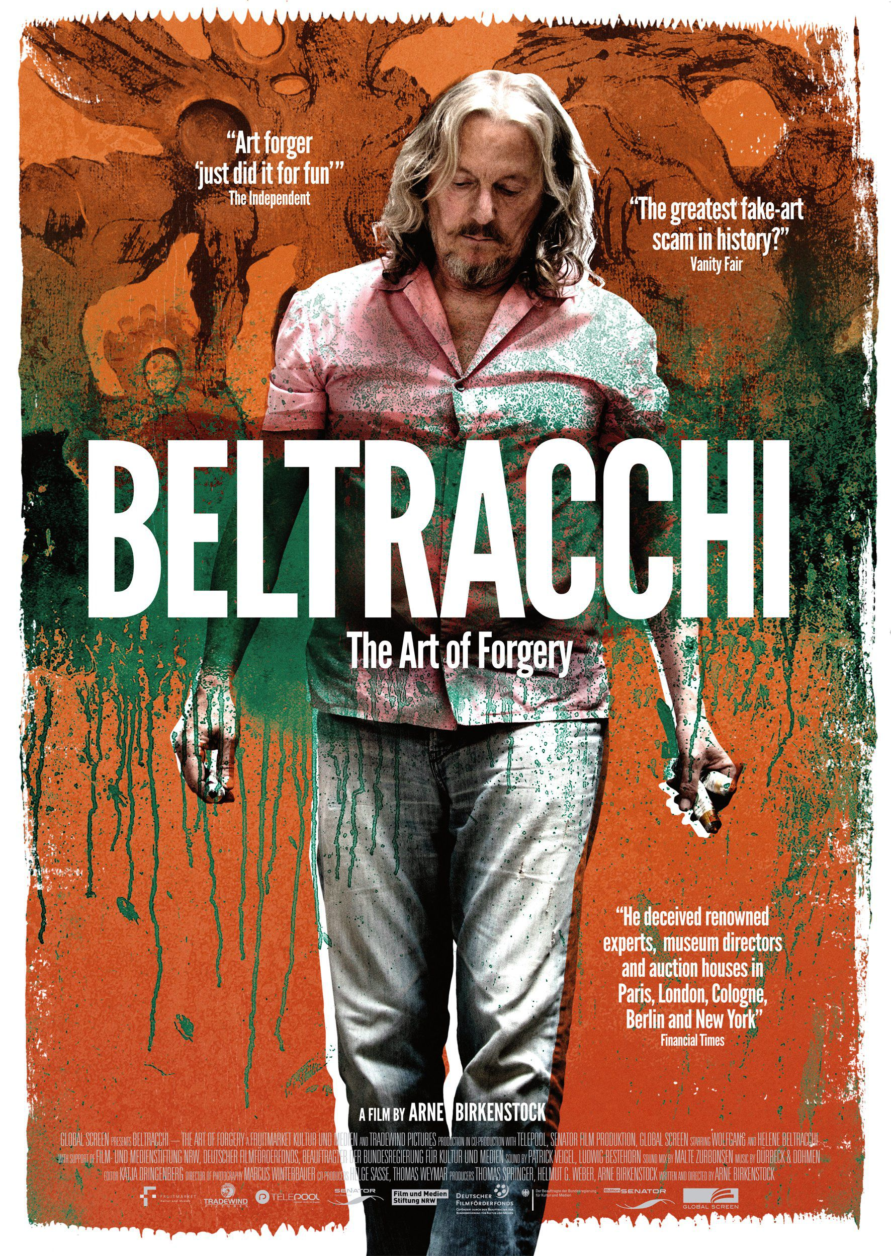 Beltracchi : l'art de la contrefaçon - Documentaire (2014)