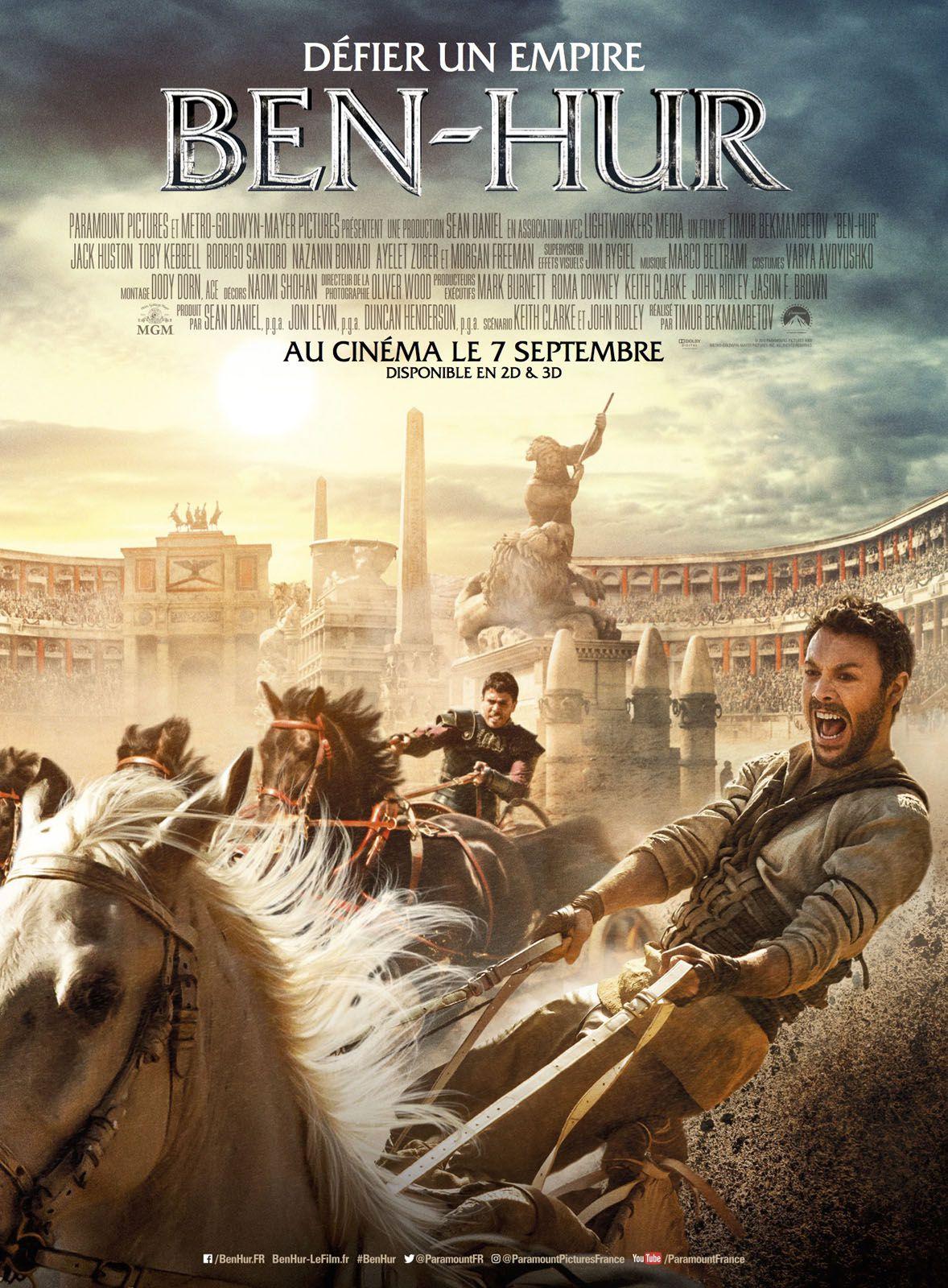Ben-Hur - Film (2016)