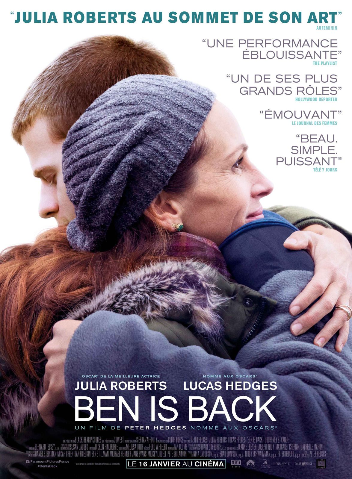 Ben is Back - Film (2019)