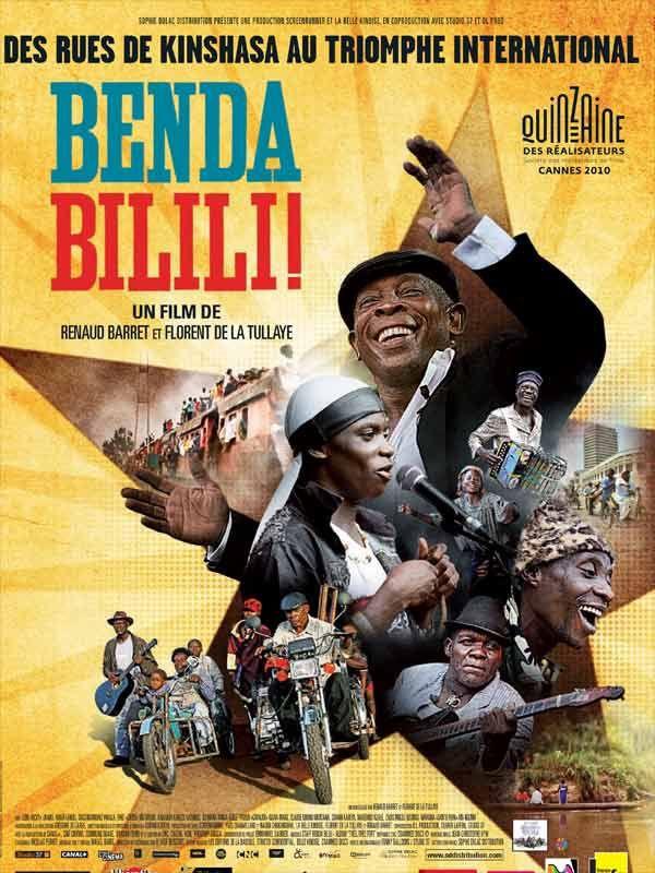 Benda Bilili ! - Documentaire (2010)