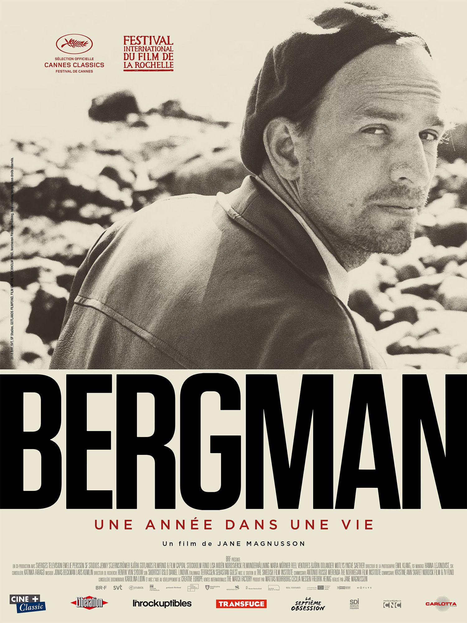Bergman, une année dans une vie - Documentaire (2018)