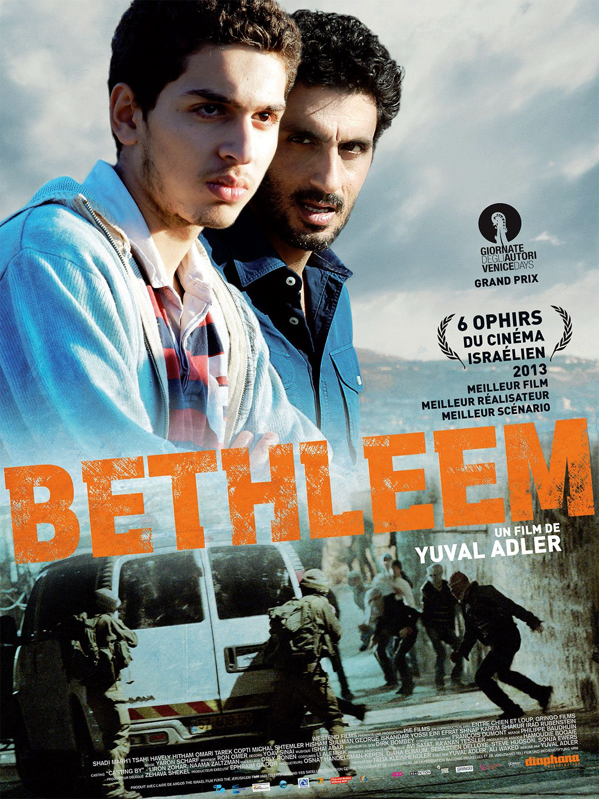 Bethléem - Film (2013)