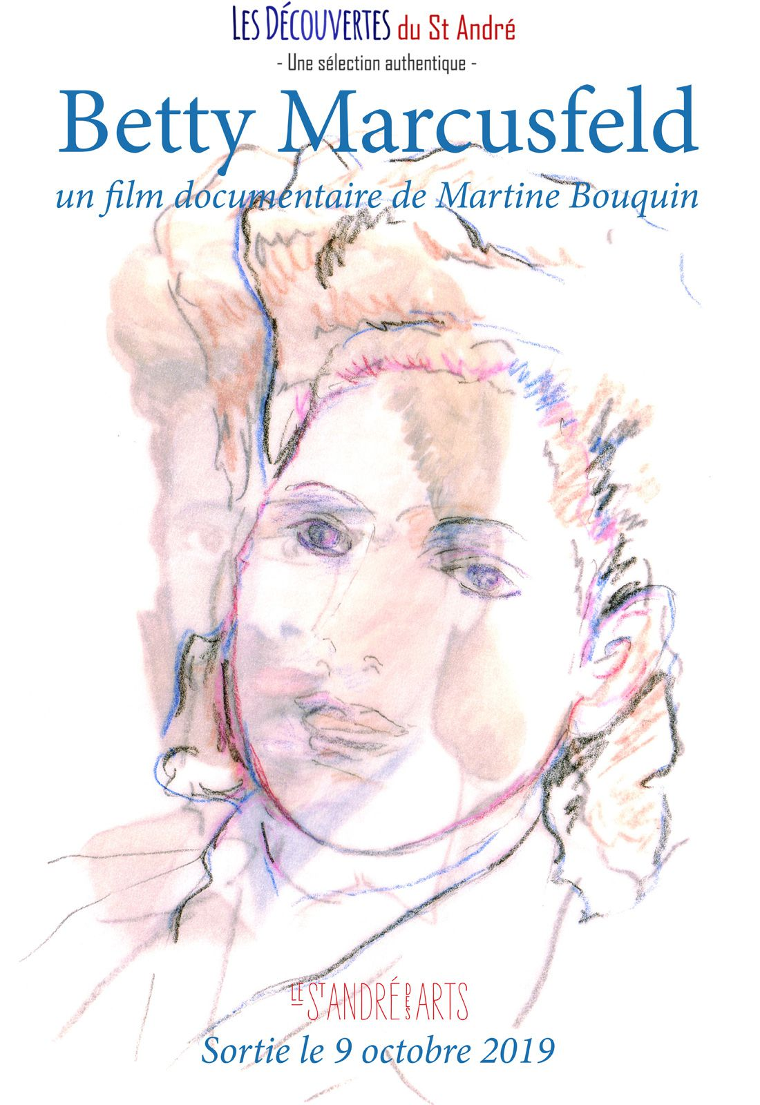 Betty Marcusfeld - Documentaire (2015)
