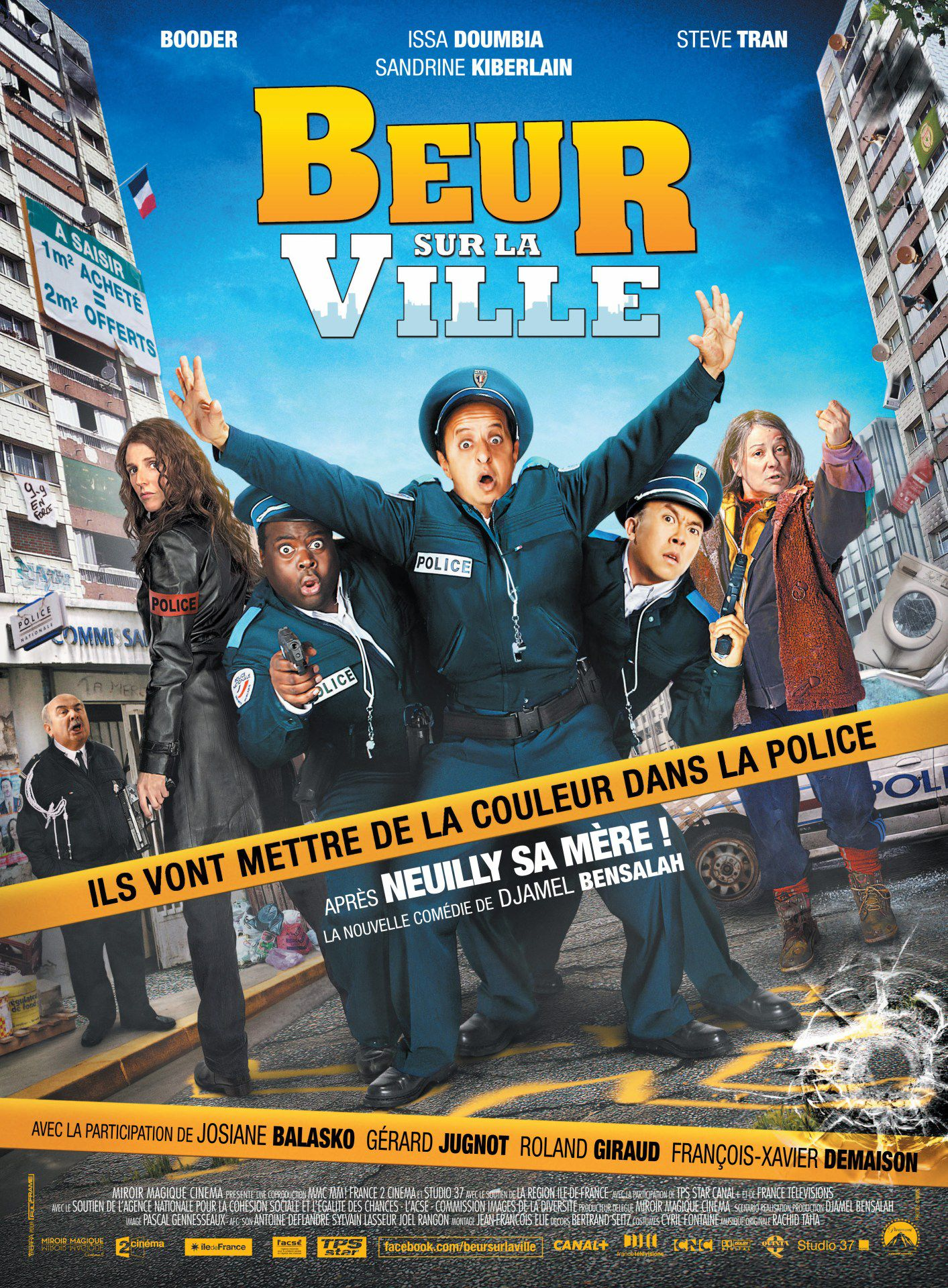 Beur sur la ville - Film (2011)