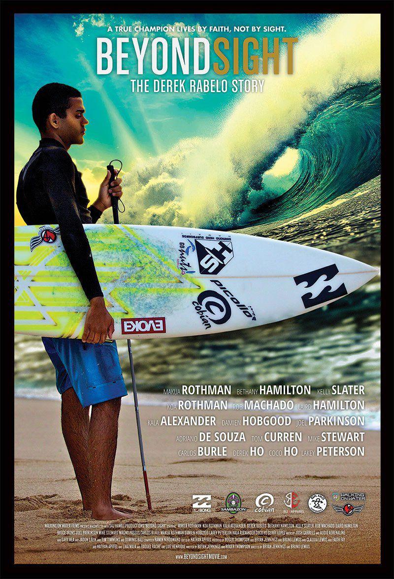 Beyond Sight: The Derek Rabelo Story - Documentaire (2014)