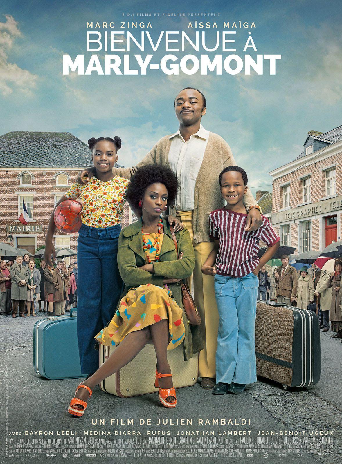 Bienvenue à Marly-Gomont - Film (2016)