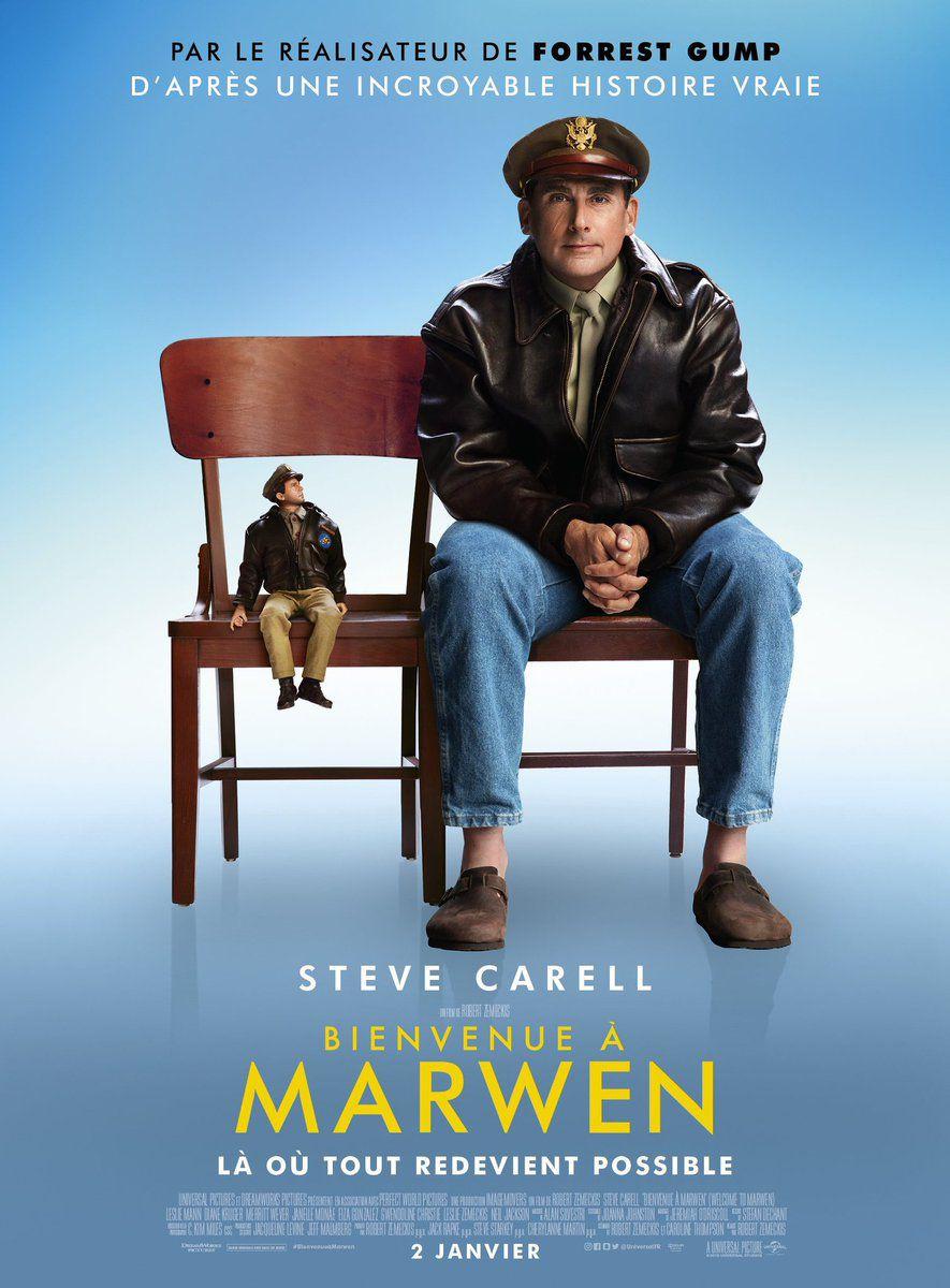 Bienvenue à Marwen - Film (2019)