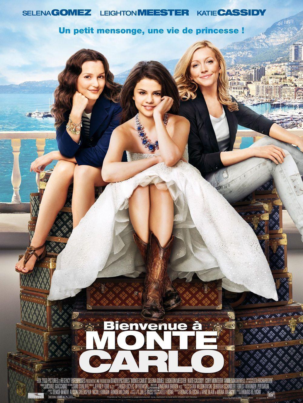 Bienvenue à Monte Carlo - Film (2011)