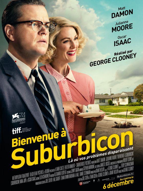 Bienvenue à Suburbicon - Film (2017)
