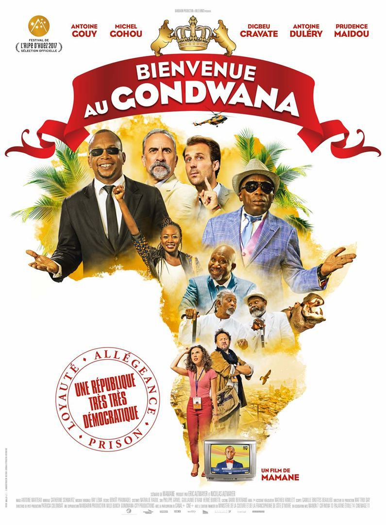 Bienvenue au Gondwana - Film (2017)