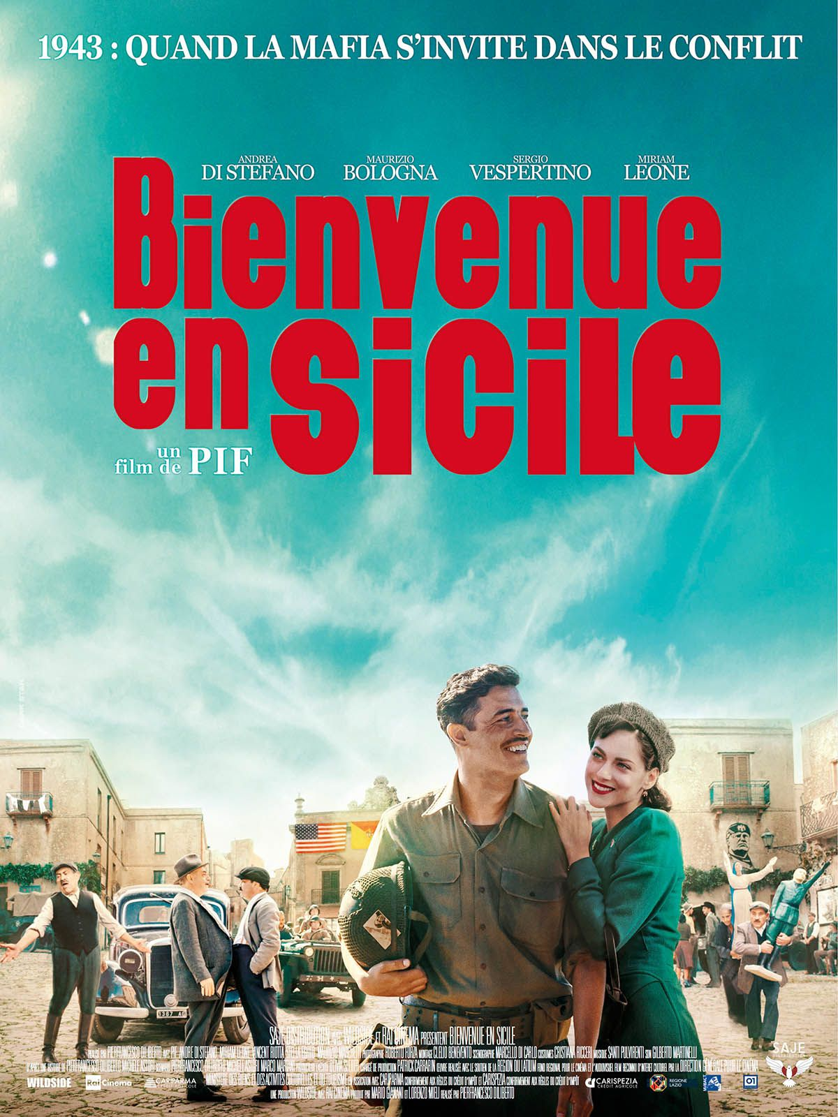 Bienvenue en Sicile - Film (2018)