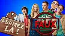 Big Bang Theory, la fausse série