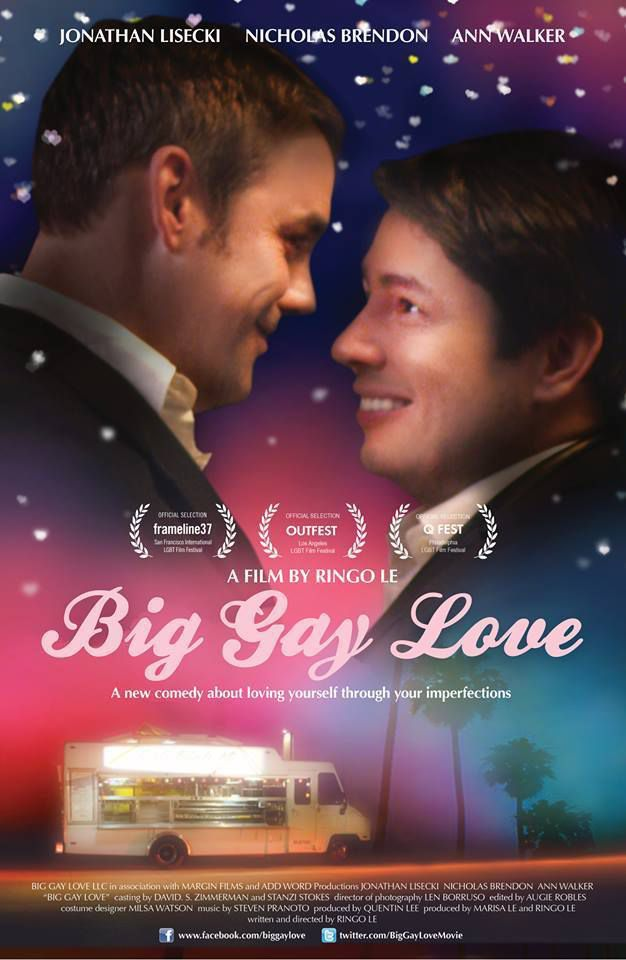 Big Gay Love - Film (2013)