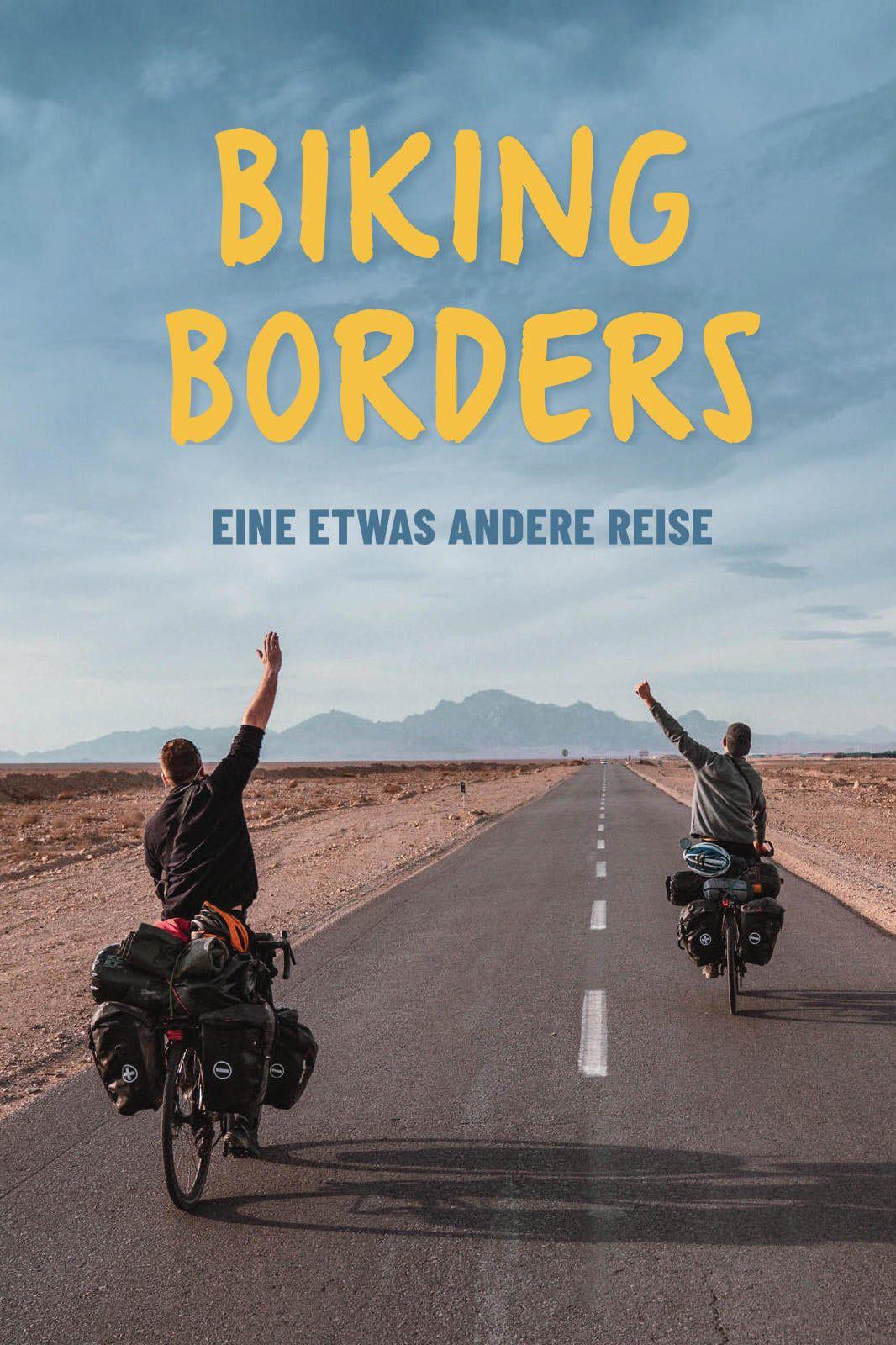 Biking Borders - Documentaire (2021)