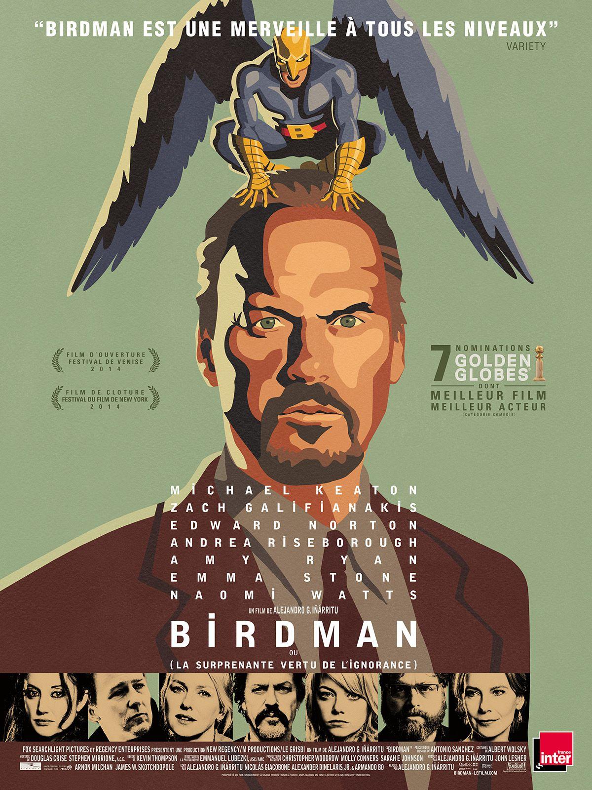 Birdman - Film (2014)