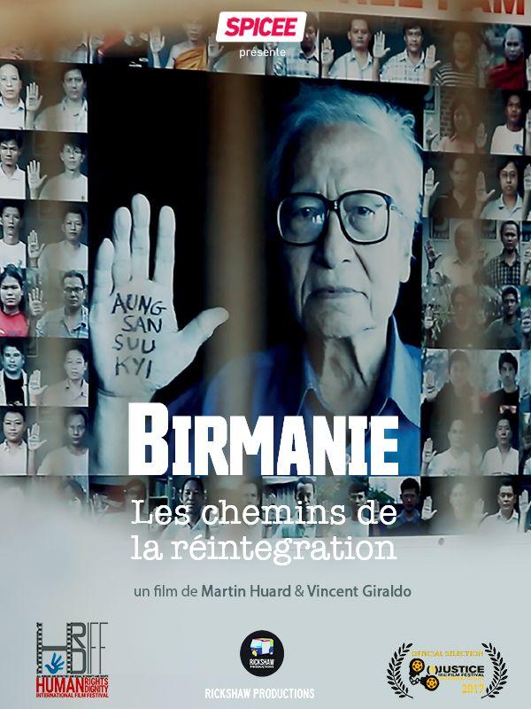 Birmanie : les chemins de la réintégration - Documentaire (2018)