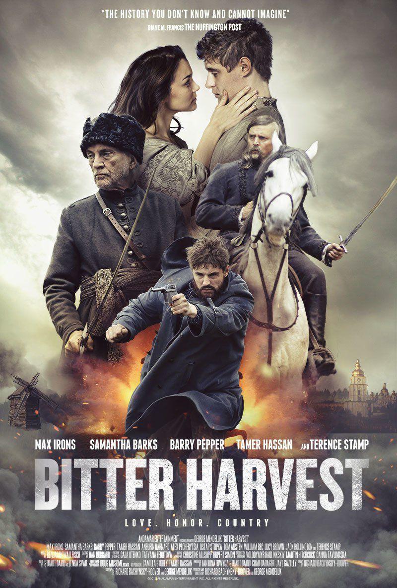 Bitter Harvest - Film (2017)