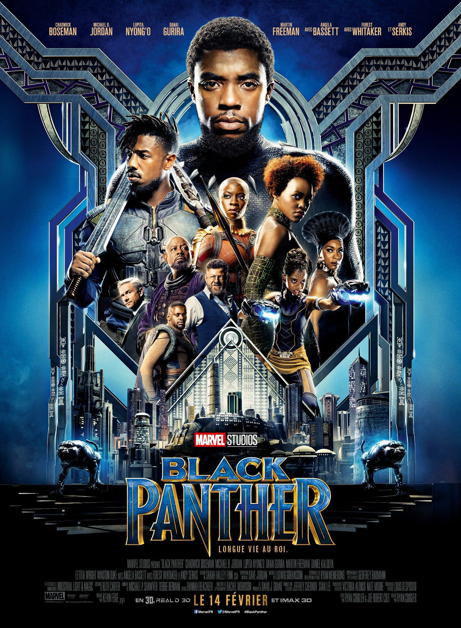 Black Panther - Film (2018)