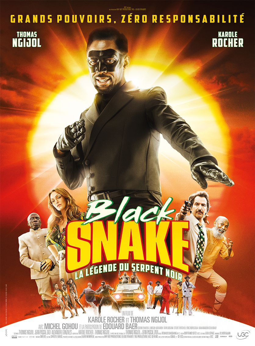 Black Snake, la légende du serpent noir - Film (2019)