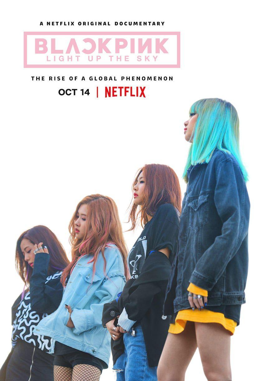 Blackpink : Light Up the Sky - Documentaire (2020)