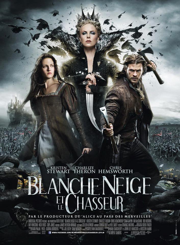 Blanche-Neige et le Chasseur - Film (2012)