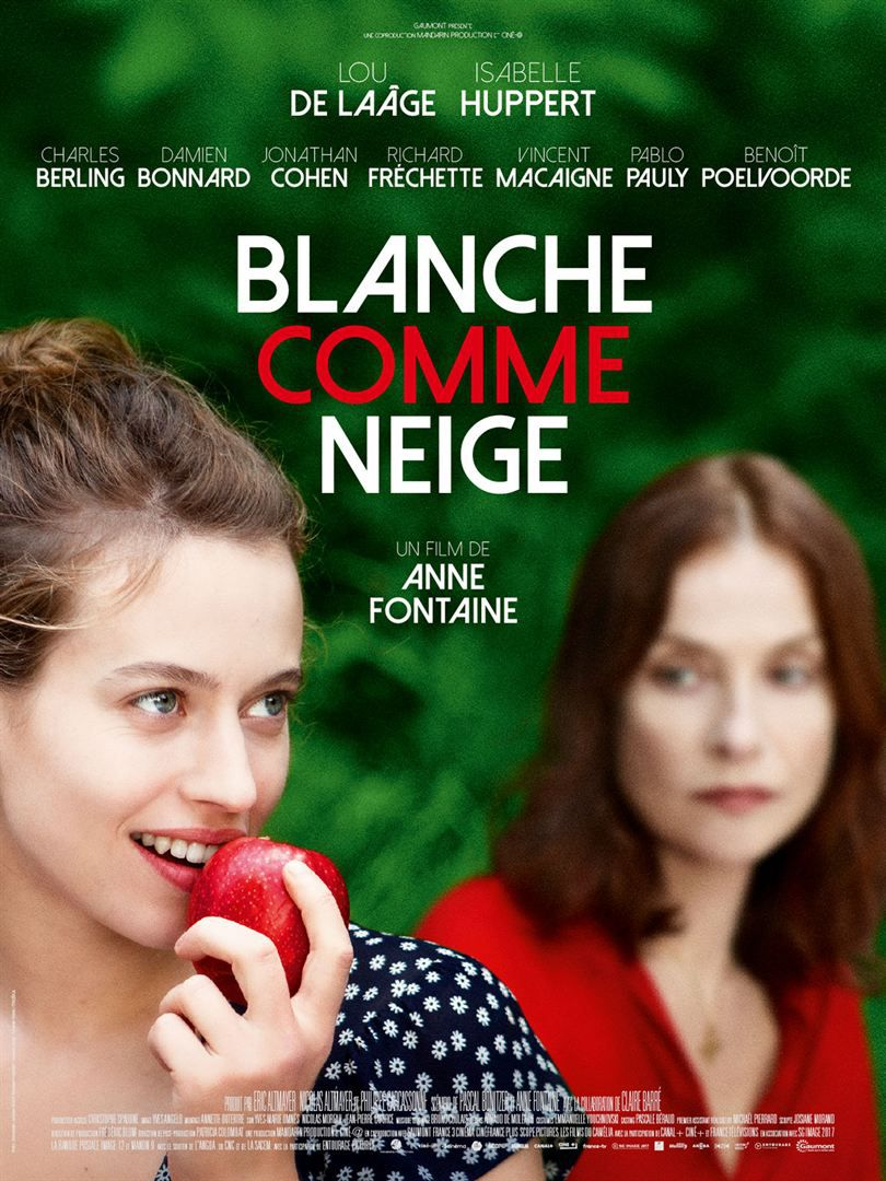 Blanche comme Neige - Film (2019)