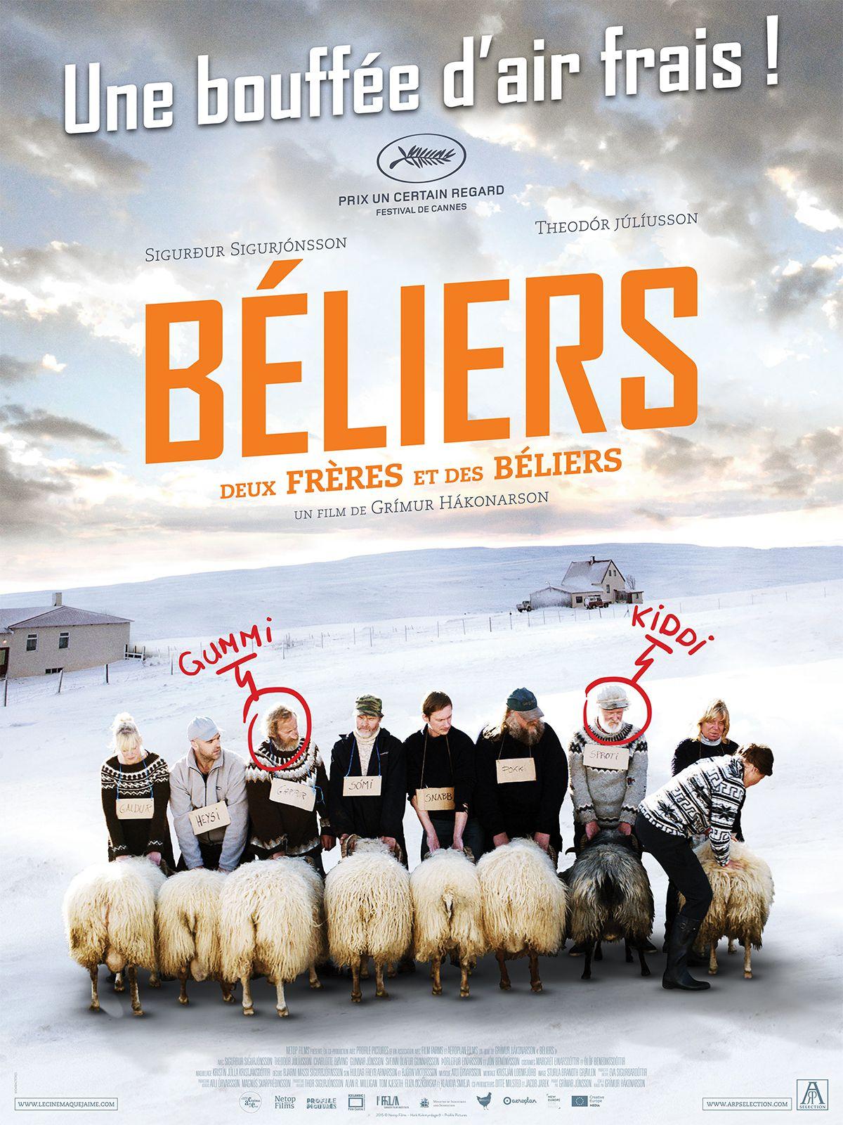 Béliers - Film (2015)