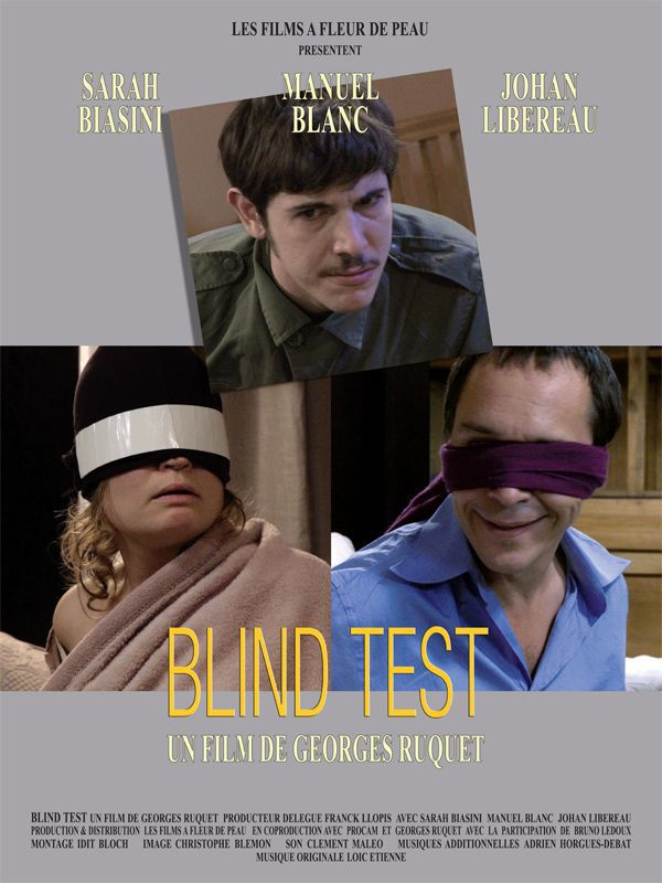 Blind Test - Film (2010)