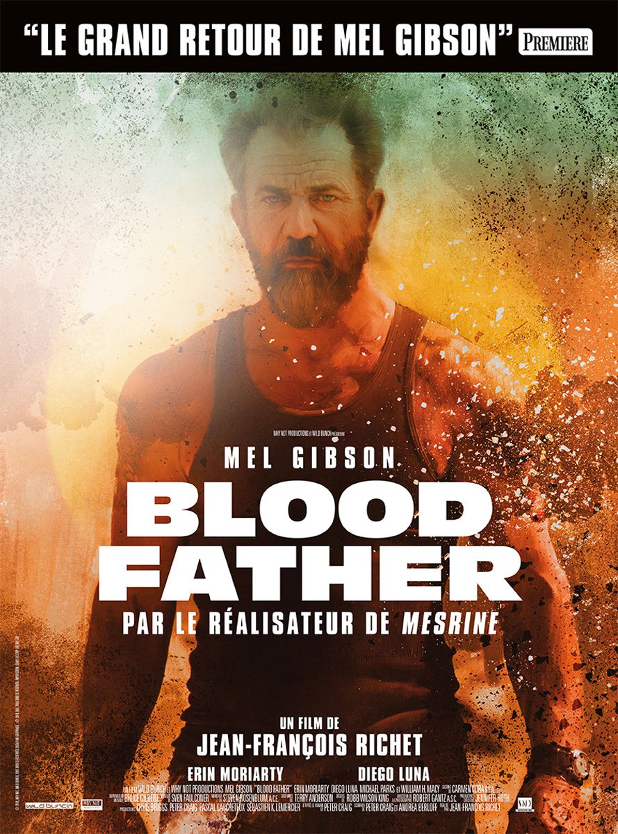 Blood Father - Film (2016)