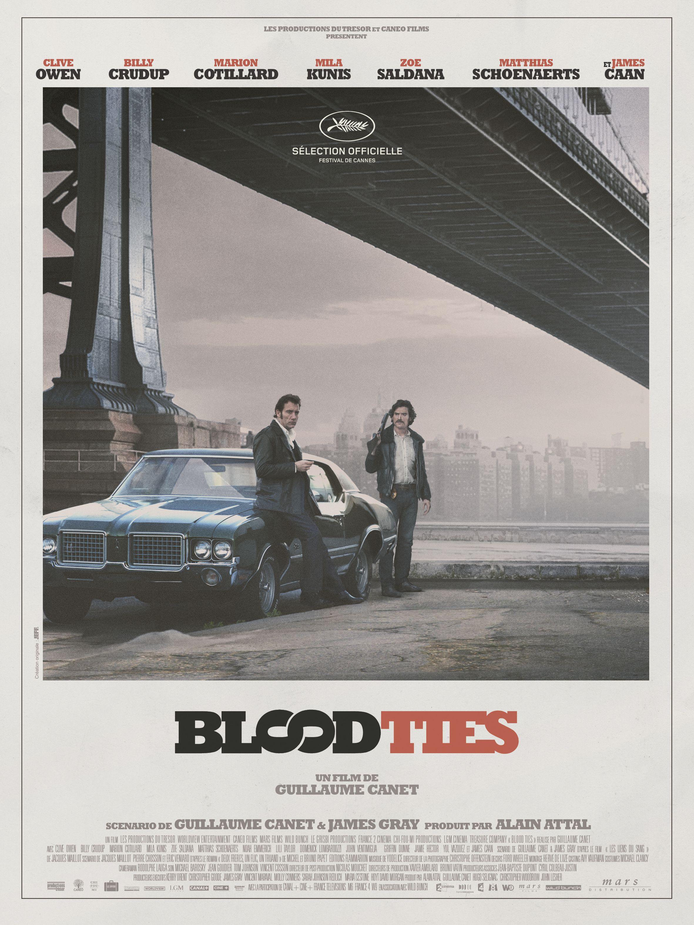 Blood Ties - Film (2013)