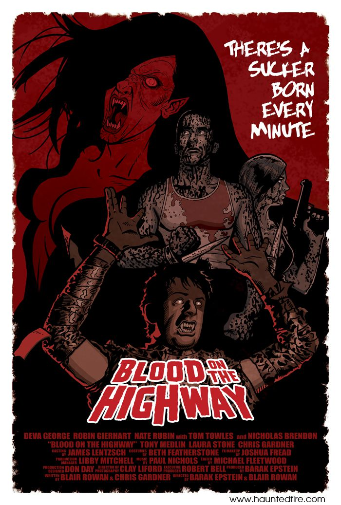 Blood on the Highway - Film (2009)