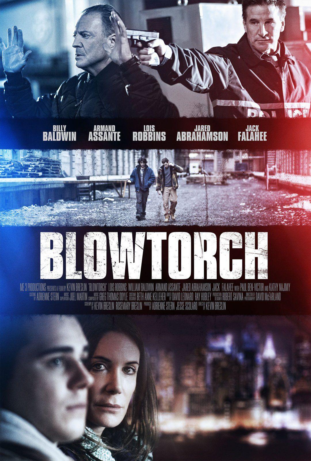 Blowtorch - Film (2017)