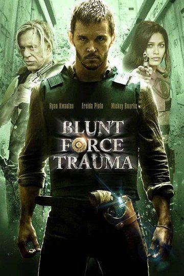 Blunt Force - Film (2015)