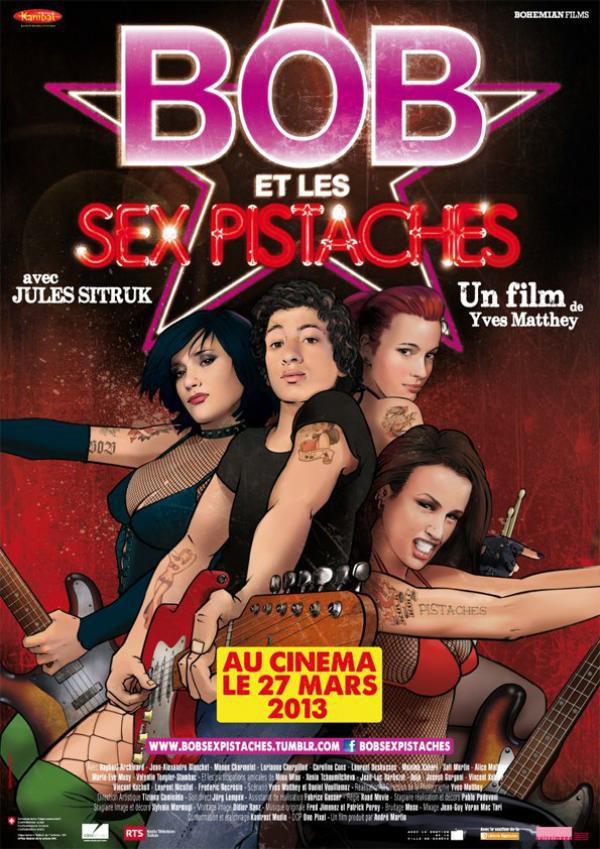 Bob et les Sex-Pistaches - Film (2013)