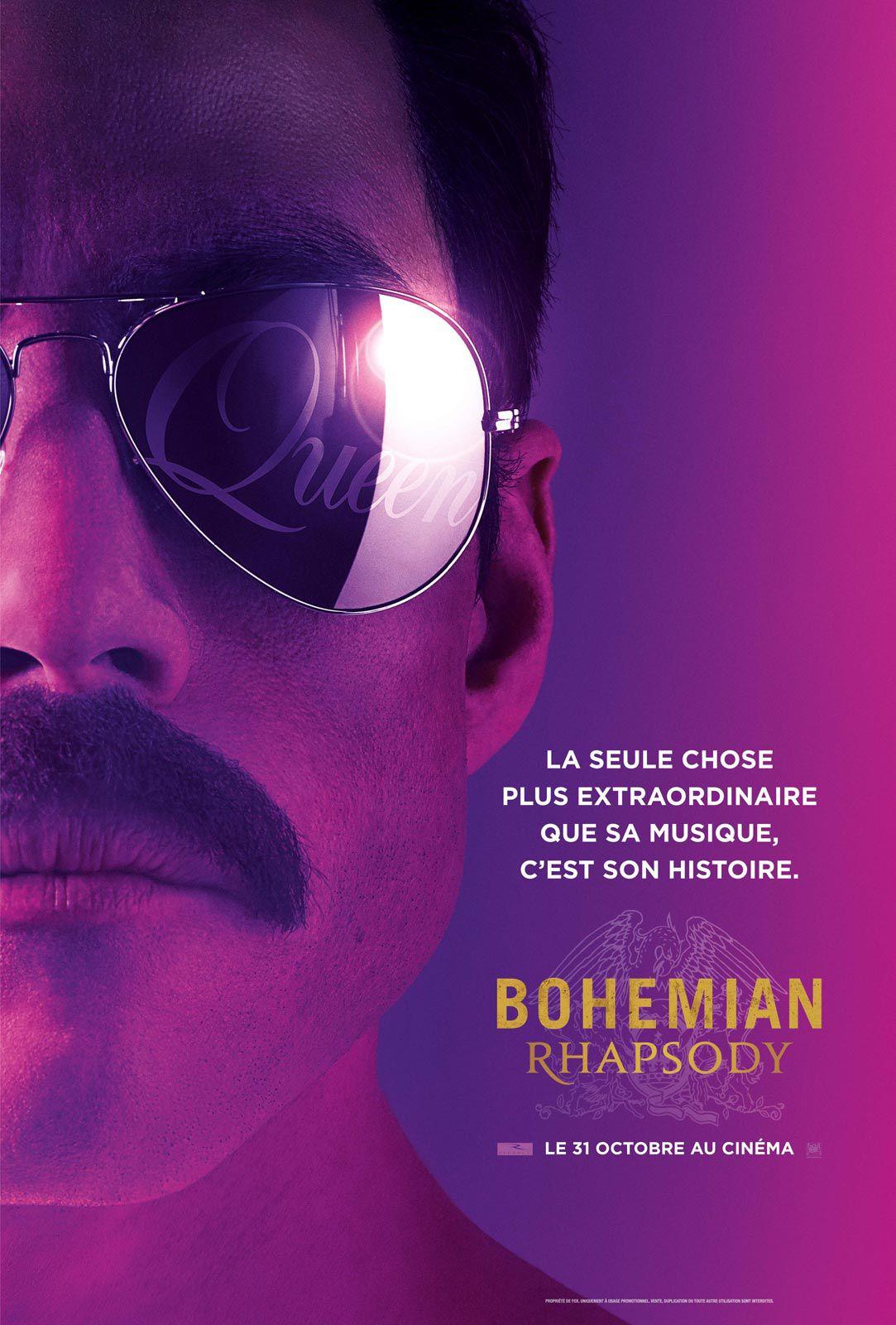 Bohemian Rhapsody - Film (2018)