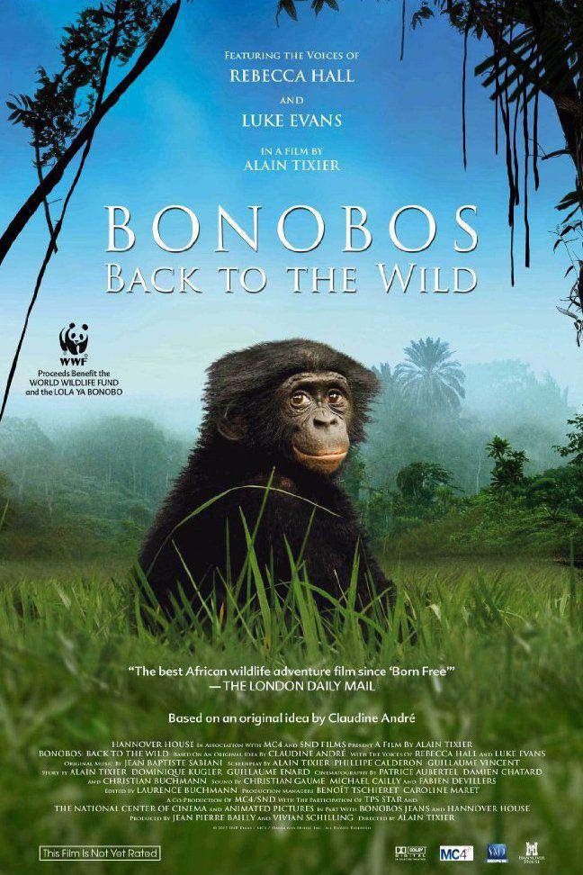 Bonobos - Documentaire (2011)