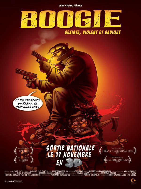 Boogie - Long-métrage d'animation (2009)