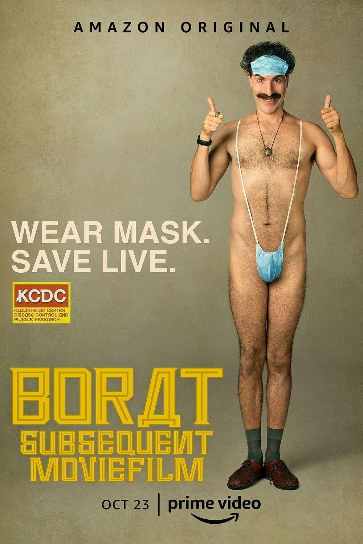 Borat : Le Film d'après - Film (2020)