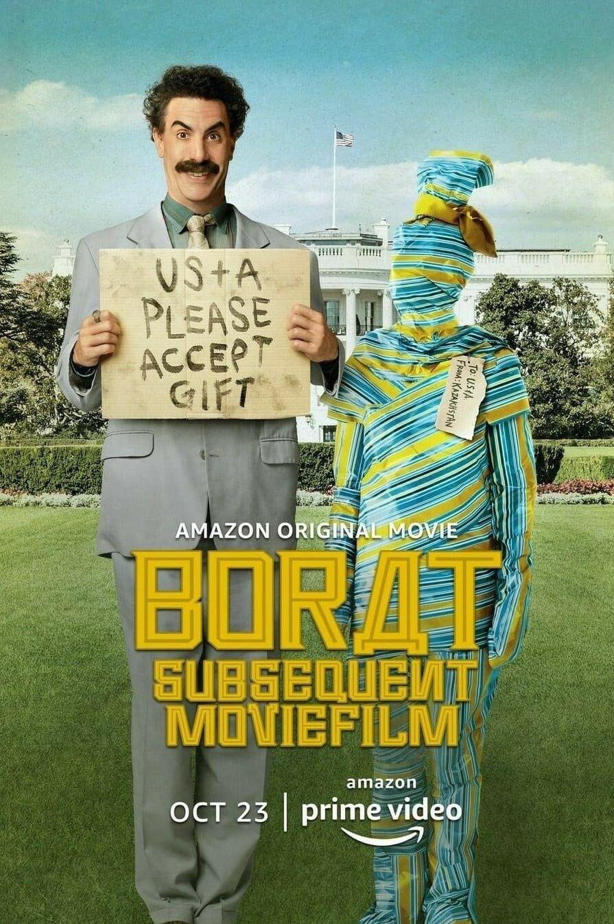 Borat : Nouvelle Mission Filmée - Film (2020)