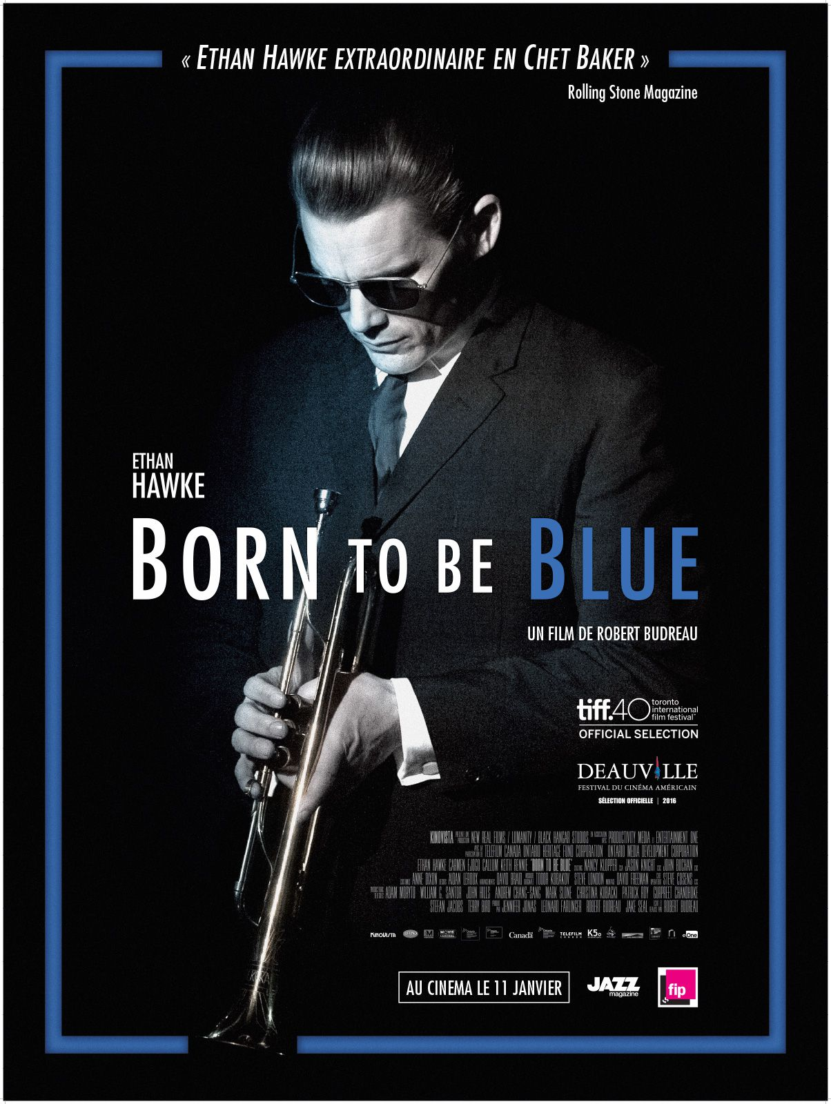 Born to be Blue - Film (2016)