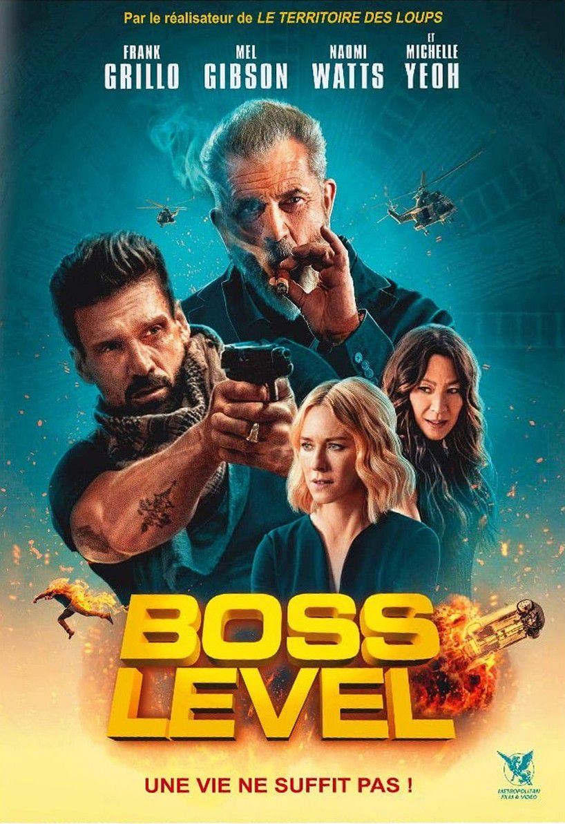 Boss Level - Film (2021)