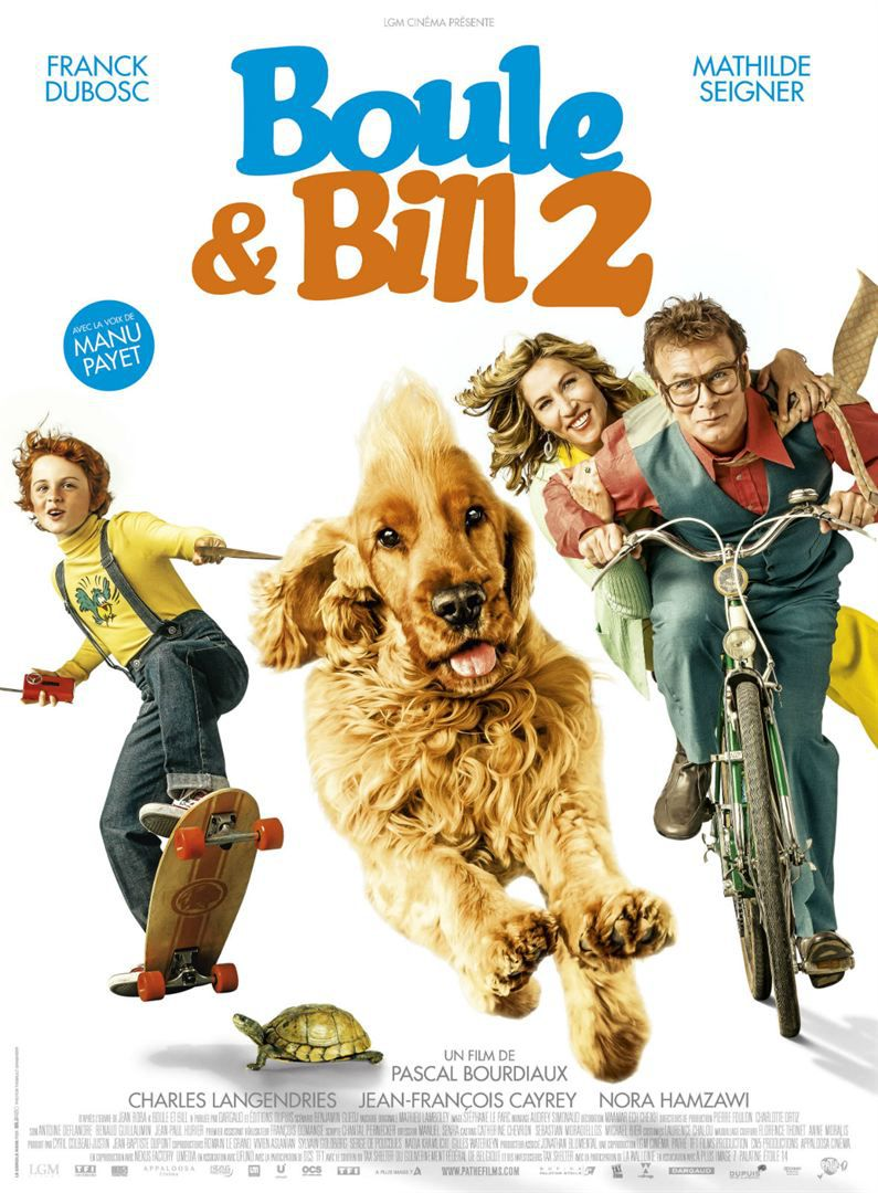 Boule & Bill 2 - Film (2017)