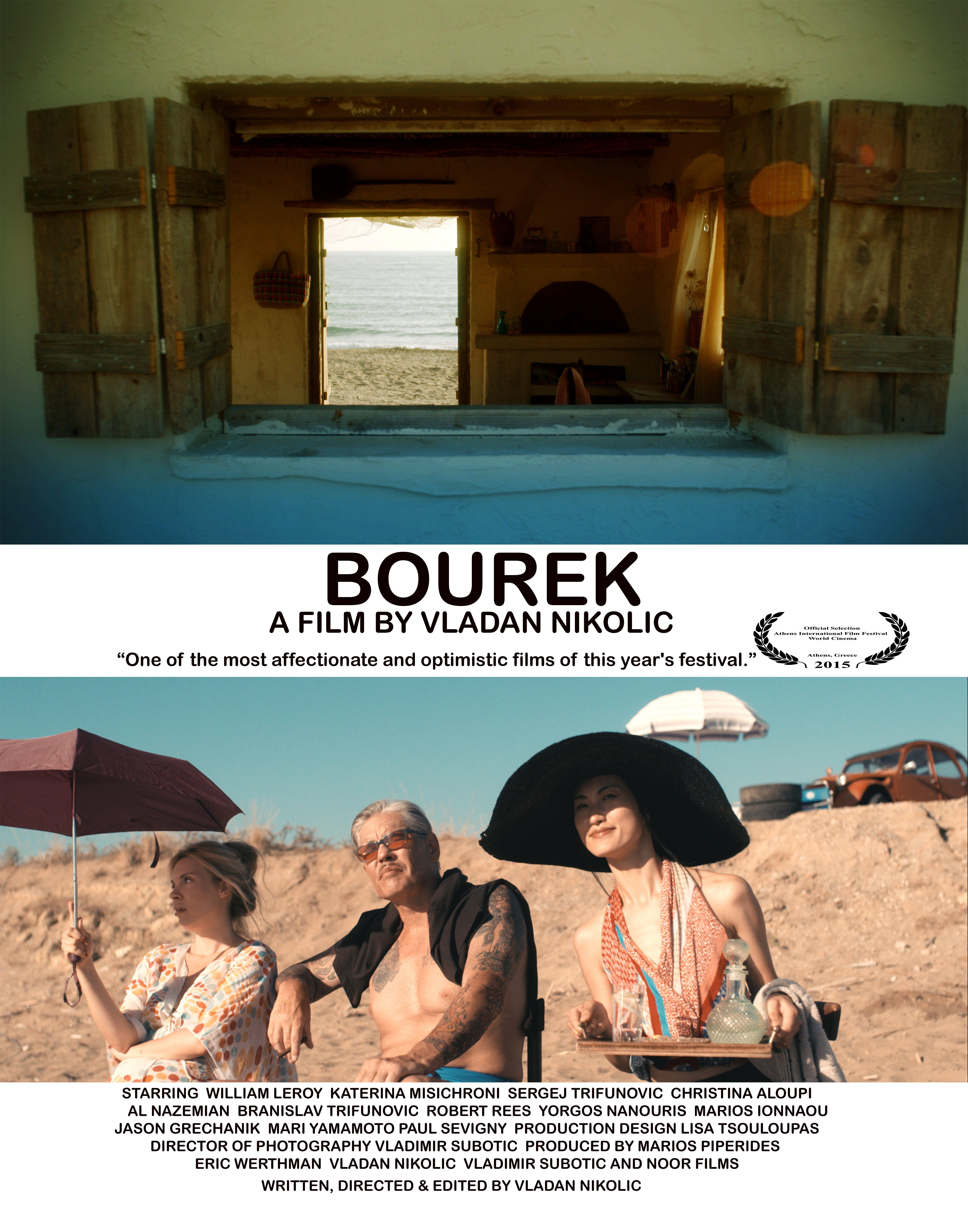 Bourek - Film (2016)