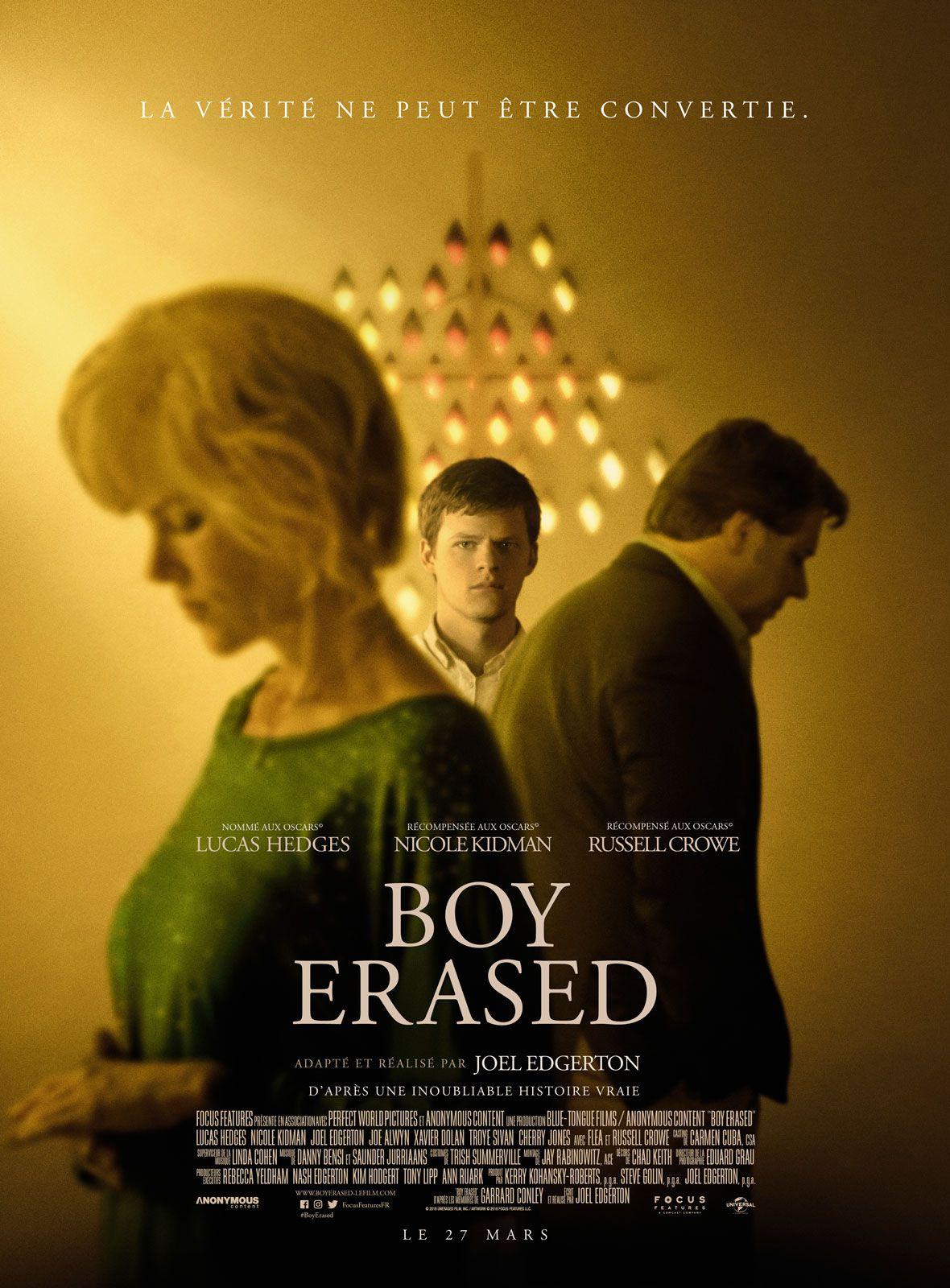 Boy Erased - Film (2019)